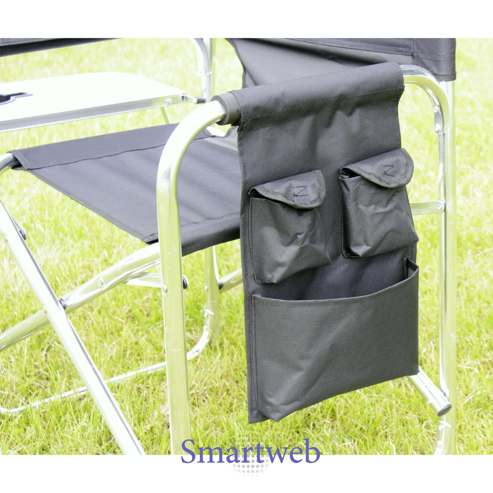 Profesional silla camping con mesa plegable pescar - Silla de pescar ...