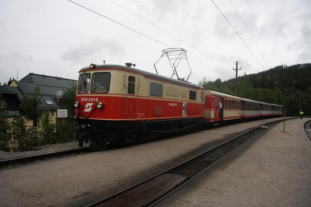 1099.001-8 Gösing an der Mariazeller Bahn