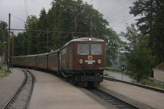 1099 013-3 Gösing an der Mariazeller Bahn