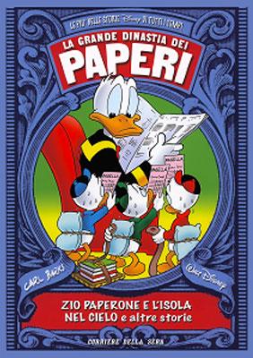 La Grande Dinastia Dei Paperi - Volume 20 - 1959/60 - Zio Paperone e L'Isola Nel Cielo e Altre Storie (2008)