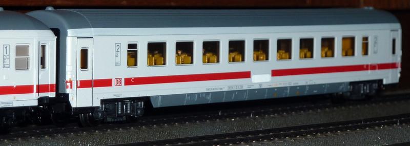 Trix Startpackung 21524 BR 234 mit IC Wagen 10s8ut6