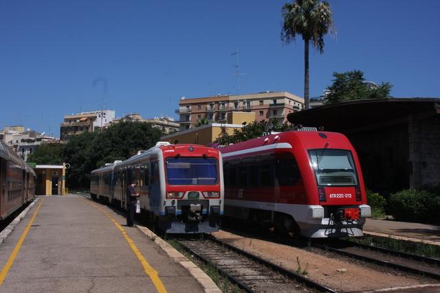 11 0 111 2446 088 9 + ATR220-012 Bari Sud Est