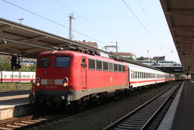110 236-7 Berlin-Lichtenberg