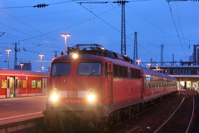 110 414-0 Dortmund Hbf