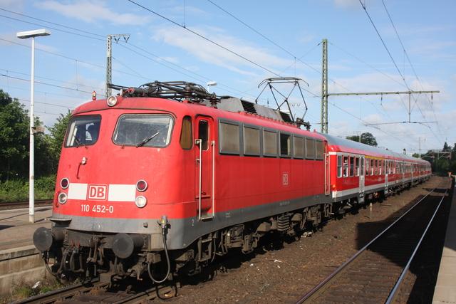 110 452-0 Wunstorf