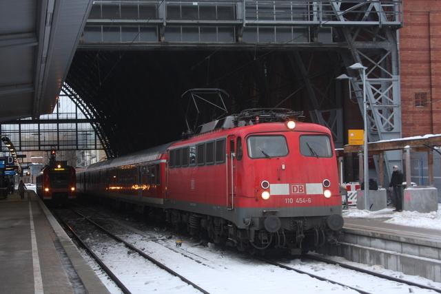 110 454-6 Bremen Hbf