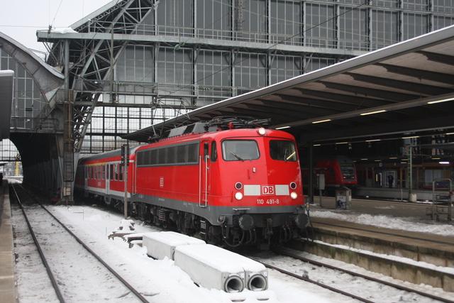 110 491-8 Bremen Hbf