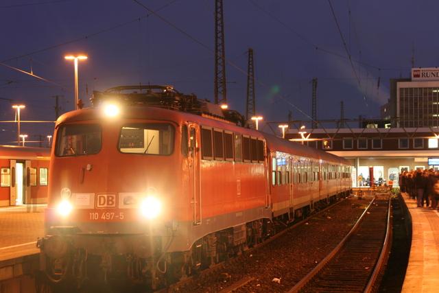 110 497-5 Dortmund Hbf