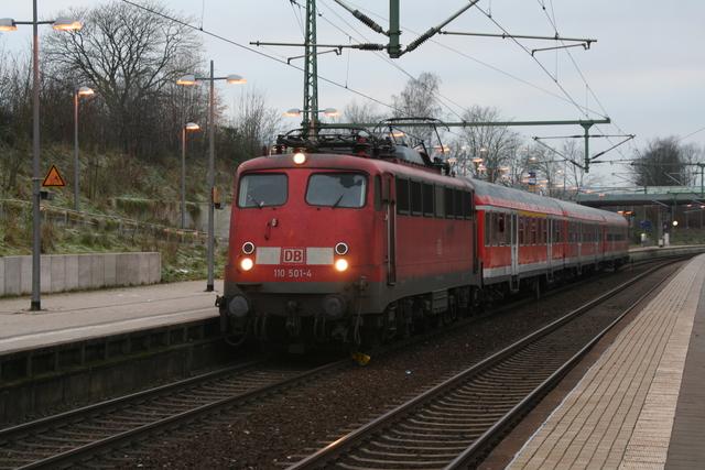 110 501-4 Dortmund Signal Iduna Park