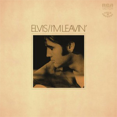 ELVIS PRESLEY – I'M LEAVIN´: ELVIS FOLK-COUNTRY 1107jsb9