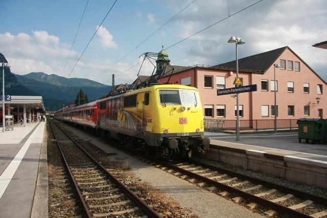 111 024-6 ADAC Garmisch-Partenkichen