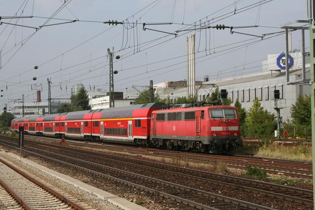 111 055-0 München Heimeranplatz
