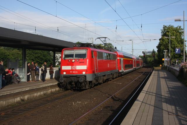 111 143-4 Wunstorf