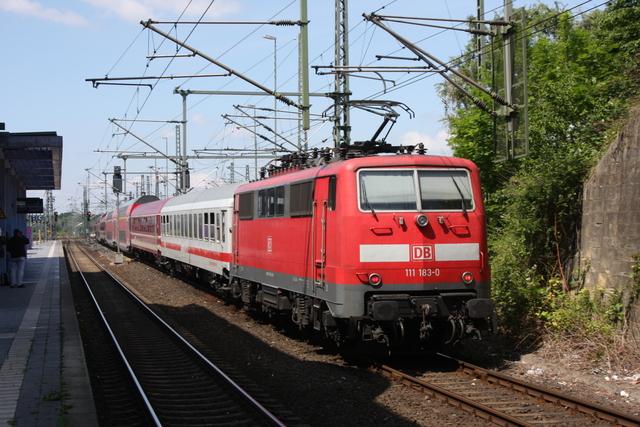 111 183-0 Hannover Nordstadt