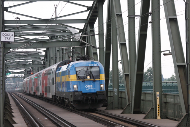 1116 029- Schweden Wien Handeslkai