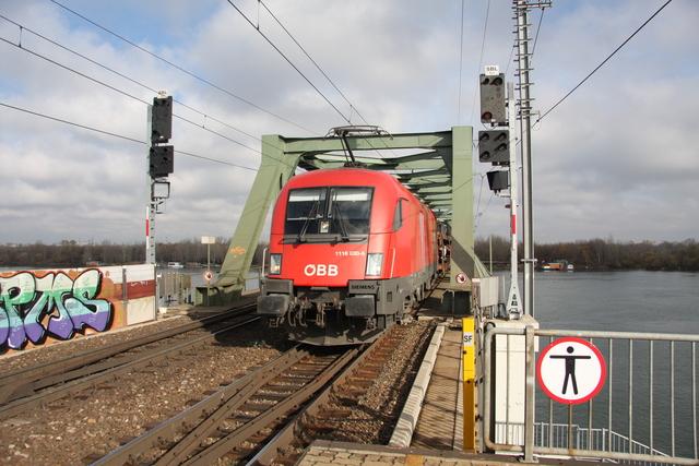 1116 030-8 Wien Praterkai