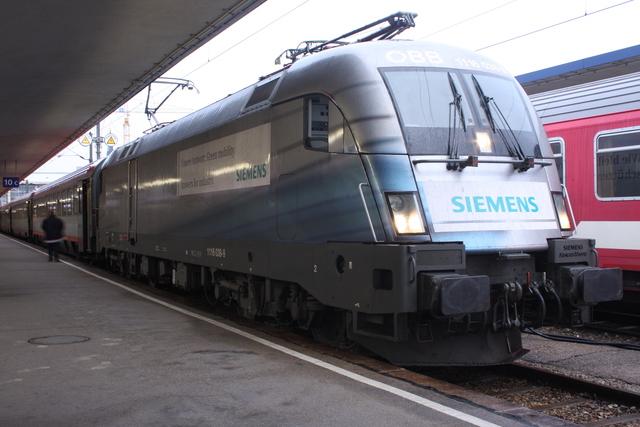 1116 038-9 Wien Westbahnhof