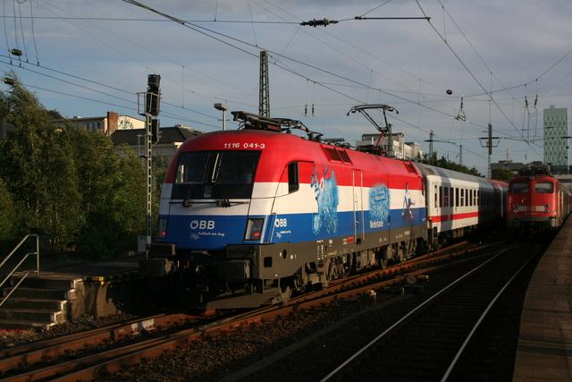 1116 041-3 Niederlande Hamburg-Altona