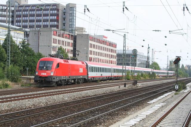 1116 046-2 München Heimeranplatz