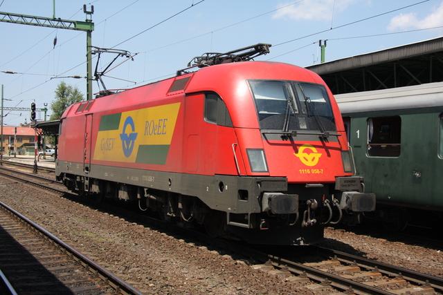 1116 058-7 Sopron