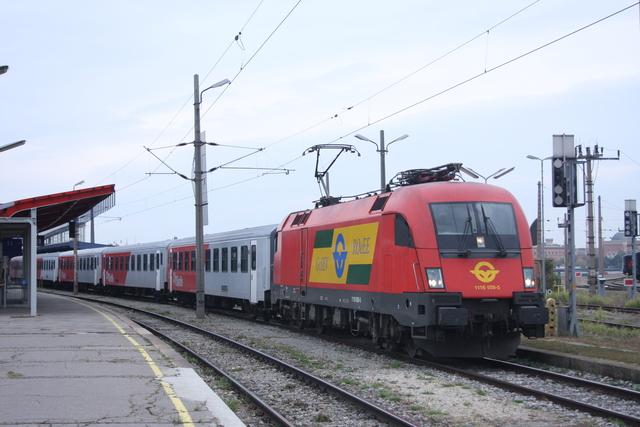 1116 059-5 Wien Südbahnhof