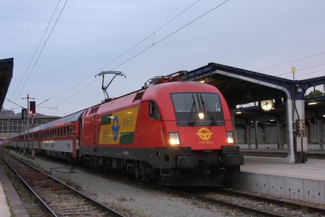 1116 060-3 Wien Südbahnhof