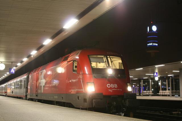 1116 075-1 Hanover Hbf