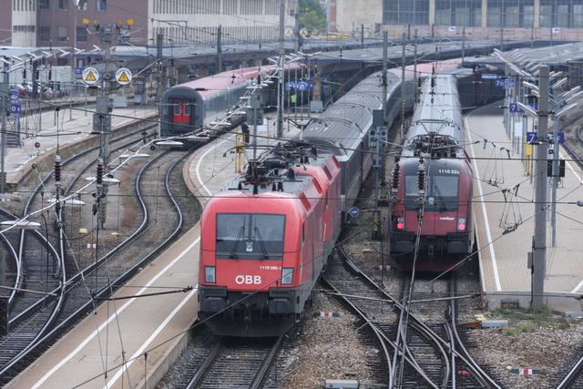 1116 080-5 Wien Westbahnhof
