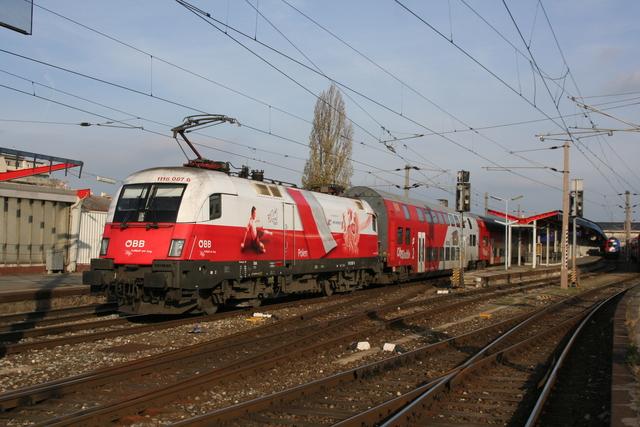 1116 087-6 Wien Südbahnhof