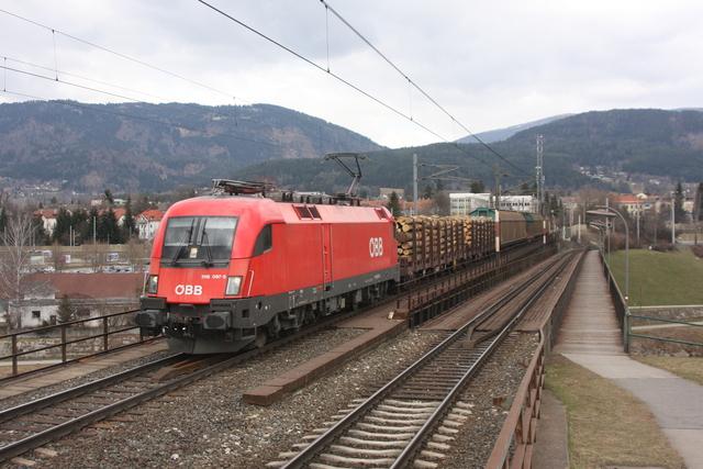 1116 097-6 Villach Draubrücke