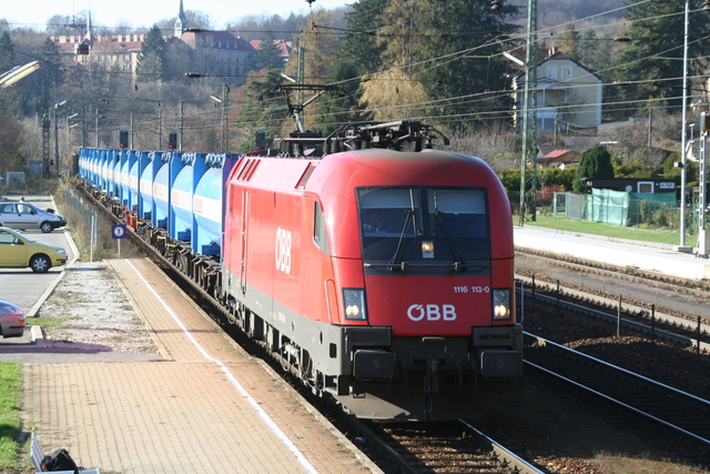 1116 113-0 Tullnerbach-Pressbaum