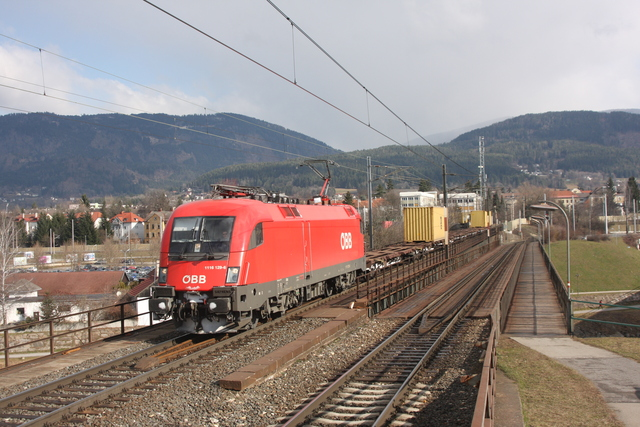 1116 129-6 Villach Draubrücke