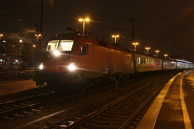 1116 149-4 Nürnberg Hbf