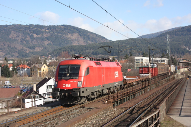 1116 162-7 Villach Draubrücke