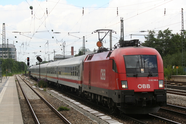 1116 180-9 München Heimeranplatz