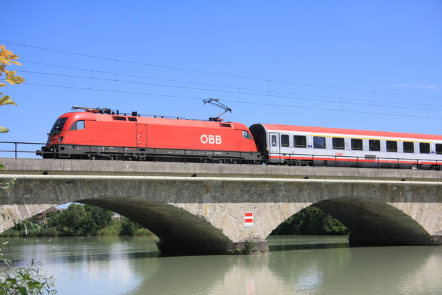 1116 190-0 Freilassing Saalach-Brücke