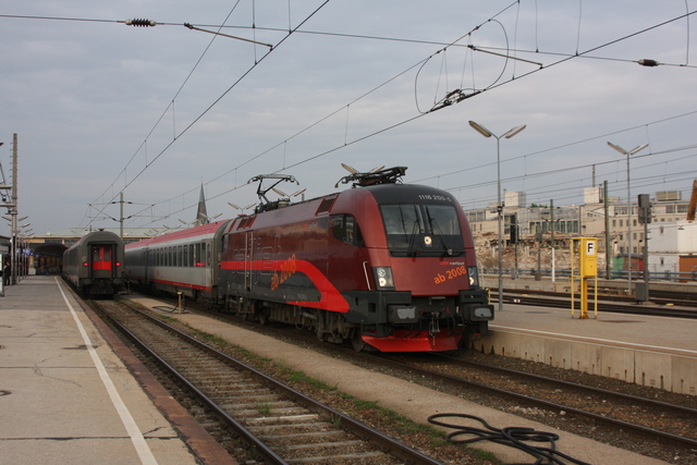 1116 200-5 Sprit of Vienna wien Westbahnhof