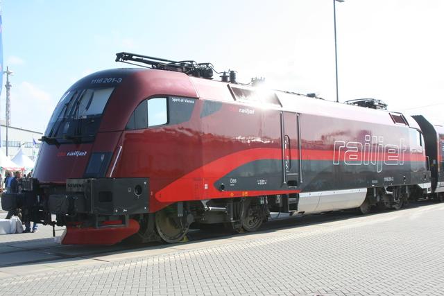 1116 201-3 Sprit of Vienna Innotrans 2008