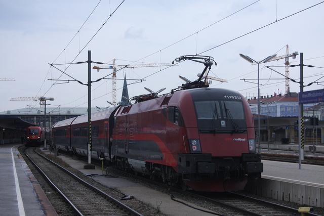 1116 212 Wien Westbahnhof