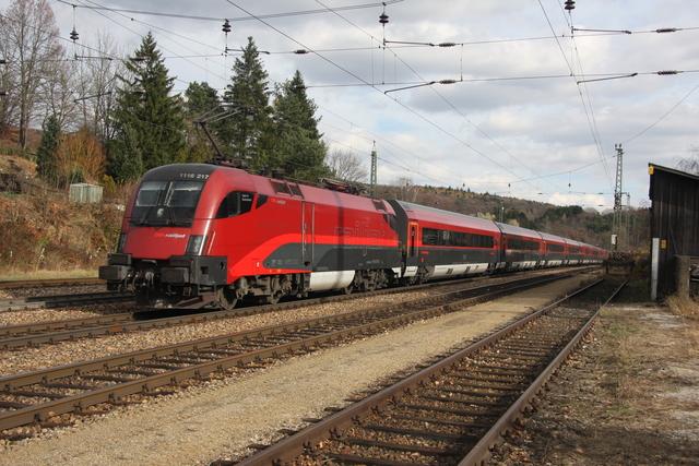 1116 217 Spirit of Switzerland Tullnerbach-Pressbaum