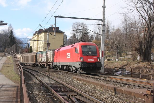 1116 249-2 Villach Draubrücke