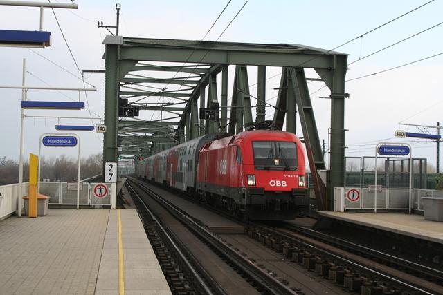 1116 277-3 Wien Handelskai