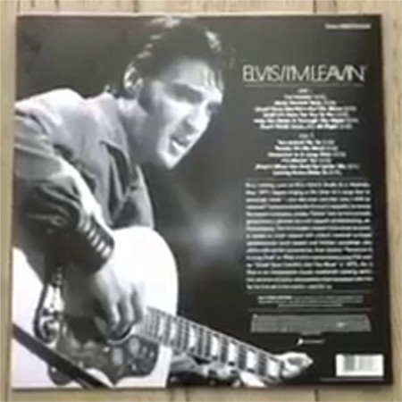 ELVIS PRESLEY – I'M LEAVIN´: ELVIS FOLK-COUNTRY 111tpsnt