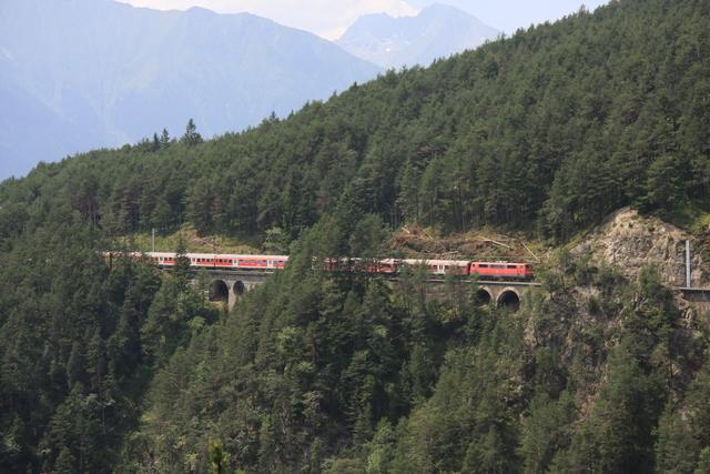 111 xxx-x Kaiserstand-Viadukt