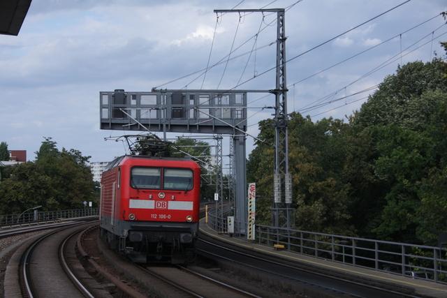 112 106-0 Berlin Tiergarten