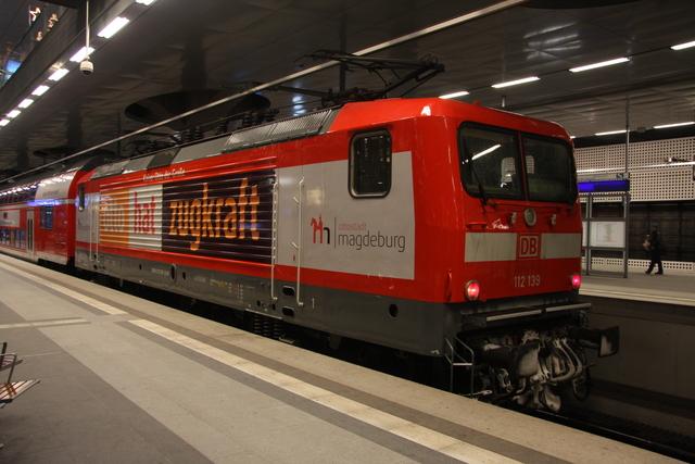 112 139 Otto hat Zugkraft Berlin Hbf (Tief)