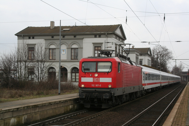 112 187-0 Wunstorf