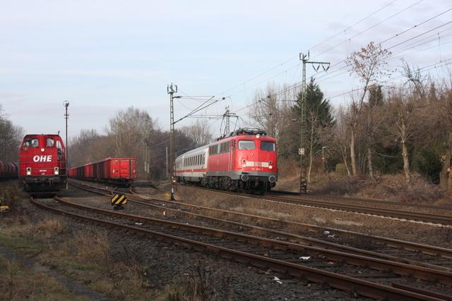 113 268-7 + 60024 Wunstorf West