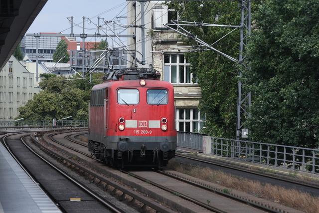115 209-9 Berlin Tiergarten