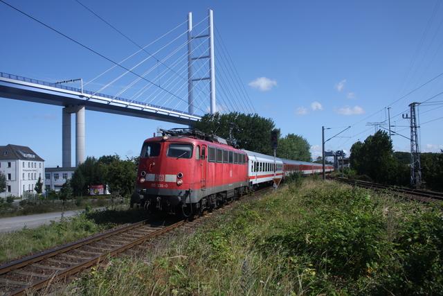 115 336-0 Stralsund Rügendamm
